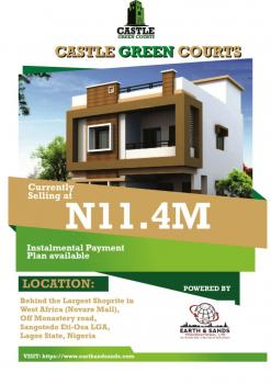 Estate Land for Sale in Ajah, Behind Shoprite 3minutes Away From Lagos Business School, Sangotedo, Ajah, Lagos, Residential Land for Sale