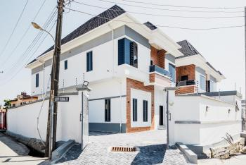 5 Bedrooms Fully Detached Duplex House with Bq in Secured & Serene Estate, Ajah-lekki, Abraham Adesanya Estate, Ajah, Lagos, Detached Duplex for Sale