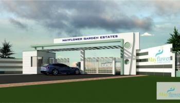 Estate Land for Sale Mayflower Garden, The Estate Is Few Minutes Drive From The Lagos Business School., Sangotedo, Ajah, Lagos, Residential Land for Sale