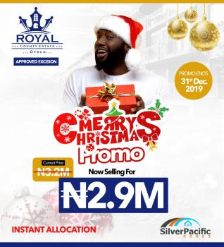 Estate Land with Verified Government Approved Excision Dry, Dangote Refinery,sea Port, Power Oil.lekki Free Trade Zone, Eleko, Ibeju Lekki, Lagos, Residential Land for Sale