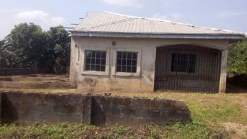 Uncompleted Twin 3 Bedroom Flats, Ajobo Area Off Arulogun Road, Ojoo, Ibadan, Oyo, House for Sale
