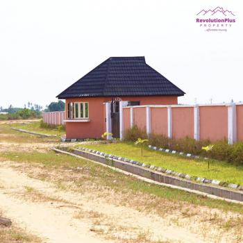 Estate Land for Sale Ibeju Lekki C of O Dry Land, Lekki Royal Garden This Estate Is Amazing, Located in a Serene Environment of The New Economic Nerve Center of Lagos. It Is About 2 Minutes' Drive From The Dangote Refinery and Just a Minute Walk to The Major Road., Eleko, Ibeju Lekki, Lagos, Residential Land for Sale