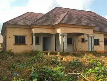 Sophisticated 2flats of 4 and 2bedrooms Each, Ugbor Village Road Gra, Benin, Oredo, Edo, Detached Bungalow for Sale