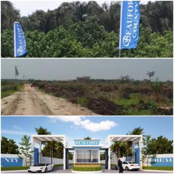 Beautiful Land in a Quiet Estate, Beaufort County, Eleko, Ibeju Lekki, Lagos, Residential Land for Sale