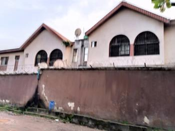 Standard Block of 4flat of 3bedroom on Full Plot with C of O, Isolo, Lagos, Block of Flats for Sale
