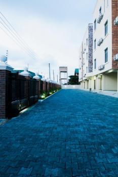3bed Rooms Flat with a Bq, Honey View Estate Agungi, Agungi, Lekki, Lagos, Flat for Rent