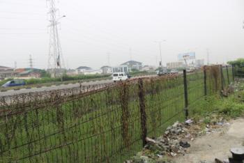 Directly Facing Lekki-epe Expressway Dry Land Measuring 1636sqms, Lekki Phase 1, Lekki, Lagos, Commercial Land for Sale