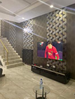 Sharp 4 Bedroom Semi Detached Plus a Room Bq, Osapa, Lekki, Lagos, Semi-detached Duplex for Rent