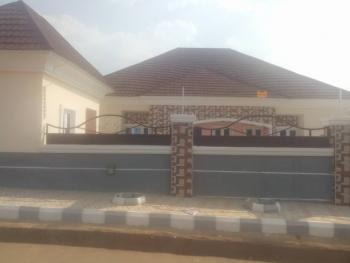 a Brand New 3 Bedroom Detached Bungalow with 2 Rooms Bq., Gwarinpa, Abuja, Detached Bungalow for Sale