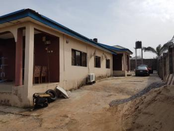 2 Units of 3 Bedroom Bungalow with Registered Survey, Igbogbo, Ikorodu, Lagos, Terraced Bungalow for Sale