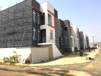 4 Bedrooms Terraced Duplex + Bq, Fo1, Beside Military Pension Board, Kubwa, Abuja, Terraced Duplex for Sale
