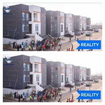 4 Bedrooms Terraced Duplex + Bq, Fo1 Beside Military Pension Board, Kubwa, Abuja, Terraced Duplex for Sale