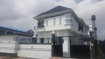 4 Bedroom Fully Detached Jumbo Duplex with Bq, Divine Homes Estate, Thomas Estate, Ajah, Lagos, Detached Duplex for Sale