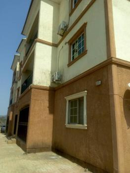 a Sizable 3 Bedroom Apartment for Rent in Mabuchi By Mobil Filling Station, Mabuchi District By Mobil Filling Station, Mabuchi, Abuja, Flat for Rent