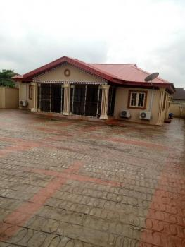Well Maintained 4bedroom Detached Bungalow with 2rooms Bq, Lotto Junction Area By Rccg Camp Lagos/ibadan Expressway, Km 46, Ogun, Detached Bungalow for Sale