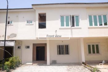 Finished 4 Bedroom Terrace Duple Duplex, Ikate ( Gated Estate ), Ikate Elegushi, Lekki, Lagos, Terraced Duplex for Sale