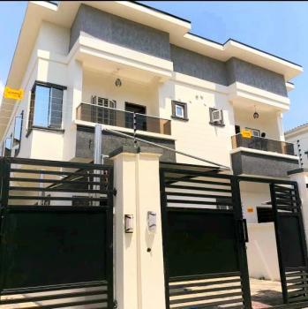 4 Bedroom Semi Detached Duplex, Lekki County Estate, Lekki Expressway, Lekki, Lagos, Semi-detached Duplex for Sale