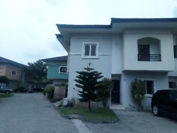 Well Maintained 4bedroom Terrace, Off Kazeem Eletu Street, Osapa, Lekki, Lagos, Terraced Duplex for Sale