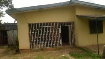 3 Buildings on 100ft By 100ft Plot of Land, 5 and 2 Bedroom Bungalow, and Bq, Akhionbare Street, Benin, Oredo, Edo, Detached Bungalow for Sale