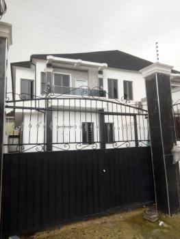 Well Finish 4 Bedroom Semi Detached Duplex with Bq, Off Unity Road, Osapa, Lekki, Lagos, House for Rent