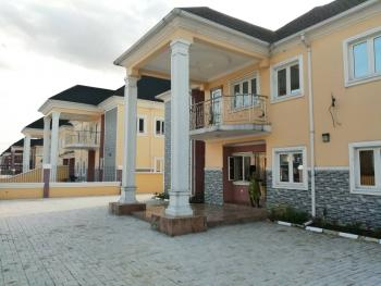 4 Bedroom Duplex with Constant Power and Bq, Harmony Estate Airforce, Eliozu, Port Harcourt, Rivers, Detached Duplex for Rent