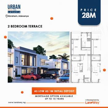 Luxury 2 Bedroom Apartment, Ajah, Lagos, Block of Flats for Sale