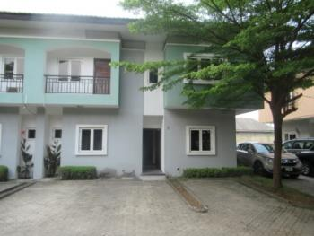 Luxury Serviced 4 Bedroom Town House, Osapa, Lekki, Lagos, Terraced Duplex for Rent