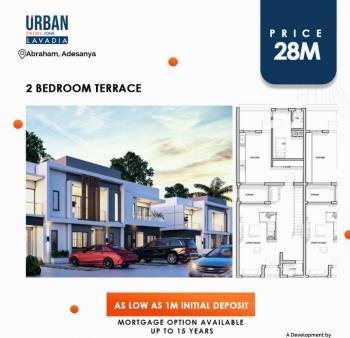 Luxury 2bedroom Terrace Duplex, Ajah, Lagos, Terraced Duplex for Sale
