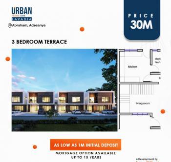 Luxury 3bedroom Terrace Duplex, Ajah, Lagos, Terraced Duplex for Sale