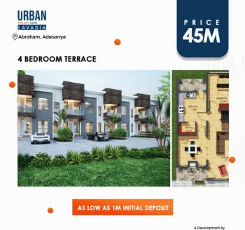 Luxury 4bedroom Terrace Duplex, Ajah, Lagos, Terraced Duplex for Sale