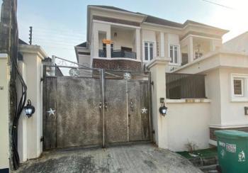 Spacious 4bedroom Duplex with a Room Bq, Osapa, Lekki, Lagos, Semi-detached Duplex for Rent