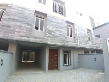 Brand New and Self Serviced 4 Bedroom Semi Detached Duplex, Lekki Phase 1, Lekki, Lagos, Semi-detached Duplex for Sale