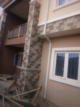 Brand-new 2bedroom Flat(ensuit)ground Floor in Block of 4flat, Off Lonlo Bus Stop, Fagba, Agege, Lagos, Flat for Rent
