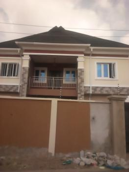 Brand-new 2bedroom Flat Ensuit First Floor in Block of 4 Flat, Off Iju Road By Lonlo Bus Stop, Fagba, Agege, Lagos, Flat for Rent