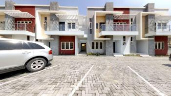 Newly Built 3 Bedroom Terraced Homes with Bq, Ilasan, Lekki, Lagos, Terraced Duplex for Sale
