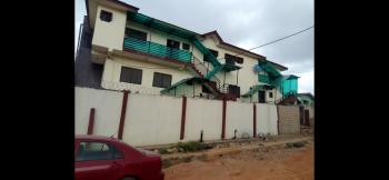 Very Cheap Block of 5 Flats in an Estate, Alafia Estate, Ogba, Ikeja, Lagos, House for Sale