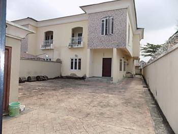 4 Bedroom Semi Detached Duplex with Bq, Parks 8 Cars, Lekki Phase 1, Lekki, Lagos, Semi-detached Duplex for Rent