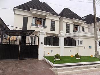 4 Bedroom Detached House, Inverter/ Solar Panel, Chevron Drive, Chevy View Estate, Lekki, Lagos, Detached Duplex for Sale
