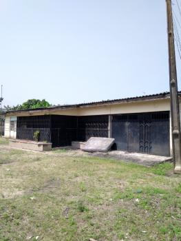 Large 4 Bedroom Bungalow with Bq., Eruke Lane Back of Scoa By Water Resources, Effurun, Uvwie, Delta, Detached Bungalow for Sale