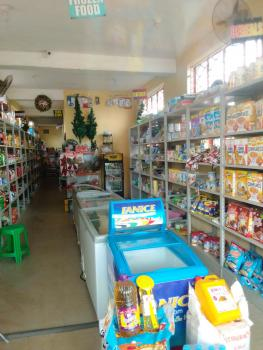 Very Big and Large Space, Daddy Savage Street Opposite Chalkeel School Off Fagba-iju Road, Fagba, Agege, Lagos, Commercial Property for Rent
