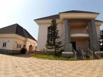 Luxury 6 Bedroom Mansion, After Charlie Boy, Gwarinpa Estate, Gwarinpa, Abuja, Detached Duplex for Sale