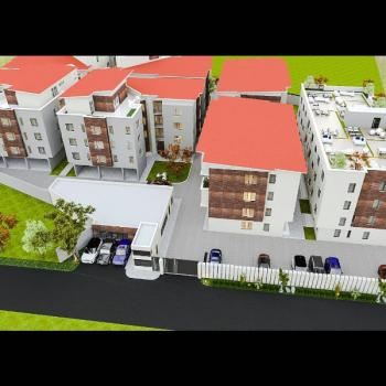 4bedroom Maisonette with a Maids Room, Osholake Street, Ebute Metta West, Yaba, Lagos, Block of Flats for Sale