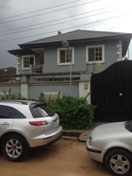 4bedrooms Fully Detached Duplex, Omole Phase 1, Ikeja, Lagos, Detached Duplex for Sale