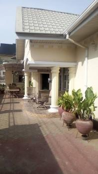 Well Renovated 3bedrooms Fully Detached Bungalow + 3 Rooms Boys Quarters & Gate House ( Furnished & Serviced), Kado Estate, Kado, Abuja, Detached Bungalow for Sale