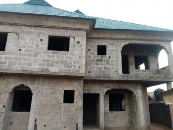 Four Bedroom Duplex with Two Unit of Three Bedroom Apartments, Igando, Akesan, Alimosho, Lagos, Detached Duplex for Sale