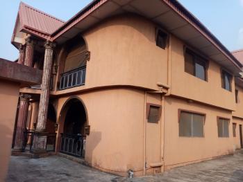 Building Consists of Four Numbers of Three Bedroom Apartments, Idimu, Orisunbare, Alimosho, Lagos, Block of Flats for Sale