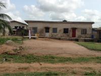 2 Nos Mini Flat on 500 Square Metre, Ade Farm Street, Dalemo, Sango Ota, Ogun, Mini Flat for Sale