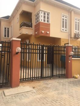 Luxury 4 Bedrooms House with Fitted Kitchen with Washing Machine, Lekki, Lagos, Semi-detached Duplex for Rent