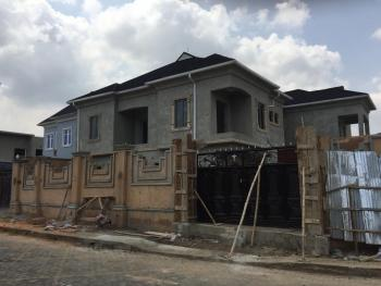 Newly Built 4 Bedroom Semi Detached  Duplex with a  Maids Room and State-of-the-art Facilities, Magodo, Lagos, Semi-detached Duplex for Sale