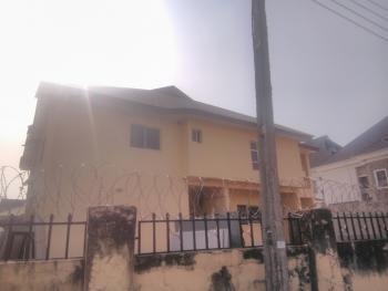 1300sqm Corner Piece Land with Duplex on It, Wuse 2, Abuja, Detached Duplex for Sale